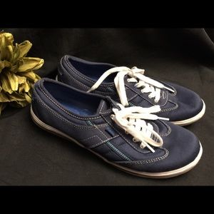 Keds-Blue, Size: 7.5-Solid Shoes!